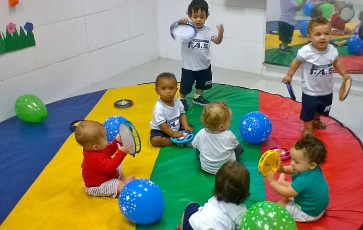 Colégio Fas - Daiana - Junho