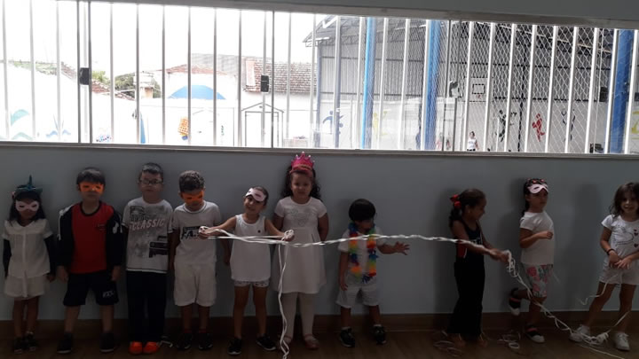 Colégio Fas - Carnapaz Rose